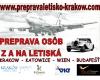 Krakow Katowice preprava osob