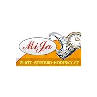 MiJa Zlato-Stříbro-Hodinky
