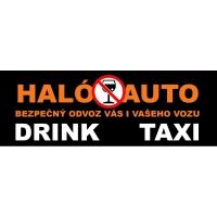 HALÓ AUTO - DRINK TAXI