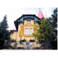 Hotel Vyšehrad Luhačovice