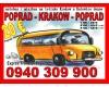 Preprava osôb Poprad minibus 8+1 / 6+1 / 4+1