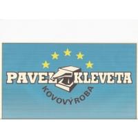 Kovovýroba – Pavel Kleveta