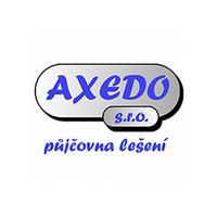 AXEDO - půjčovna lešení