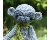 Háčkované hračky - blog