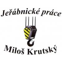 Jeřábnické práce Miloš Krutský