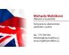 Anglicky kvalitně Michaela Melišíková