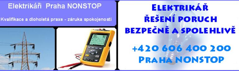 Elektrikáři Praha