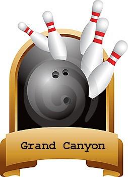 Grand Canyon - bowling bar