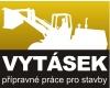 VYTÁSEK přípravné práce pro stavby