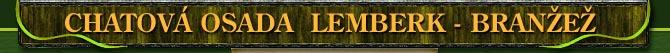Chatová osada Lemberk