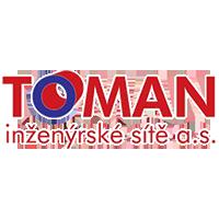 TOMAN-inženýrské sítě a.s.