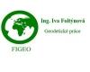 Geodetické práce FIGEO – Ing. Iva Foltýnová