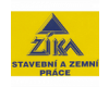 Zíka - stavební a zemní práce