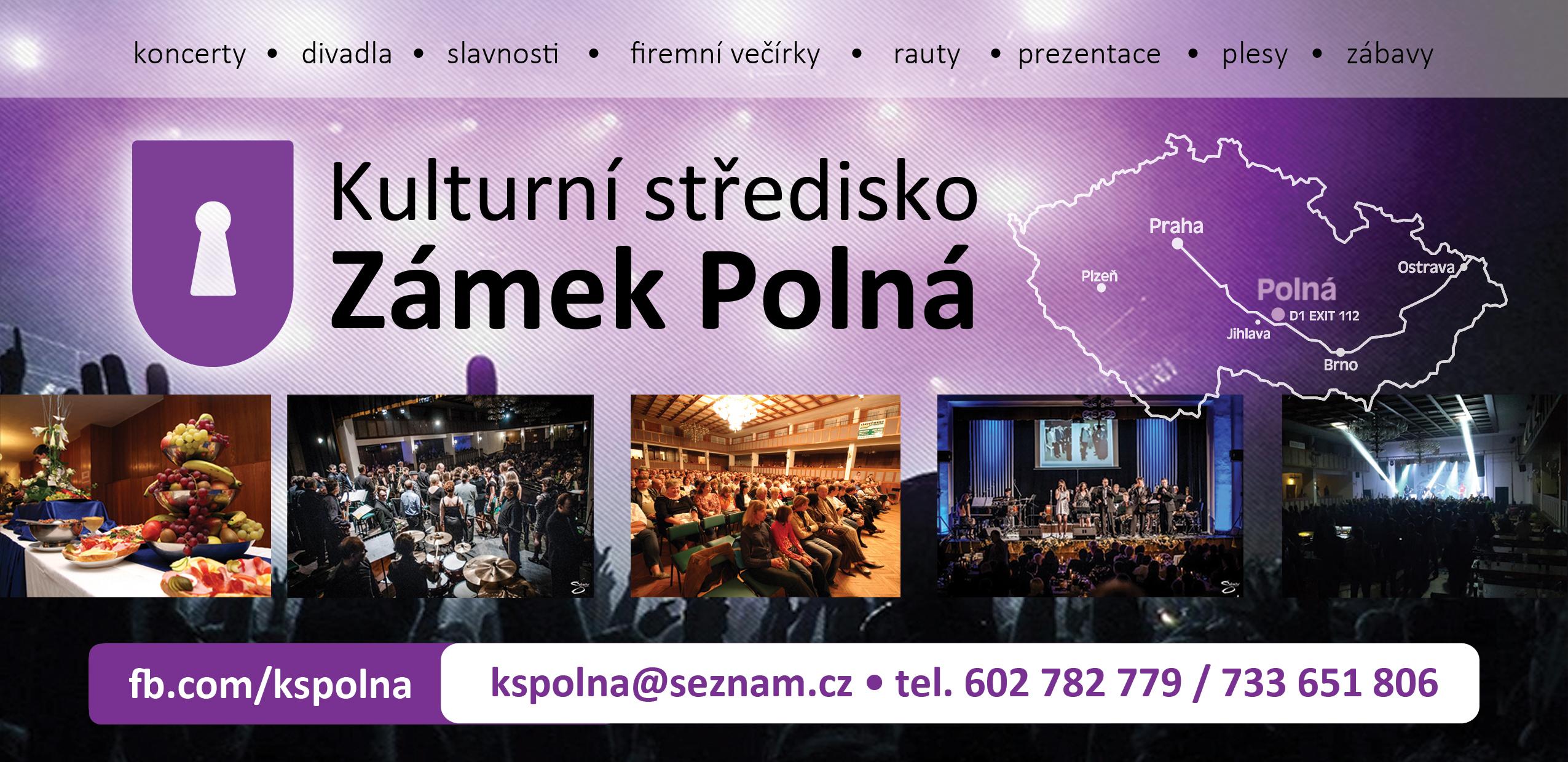 Kulturní středisko Zámek Polná
