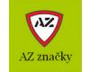 AZ značky
