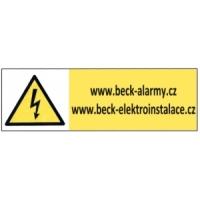 Imrich Beck – ELEKTROINSTALACE