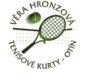 Ubytování s tenisem - Věra Hronzová