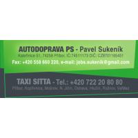 Autodoprava Sukeník