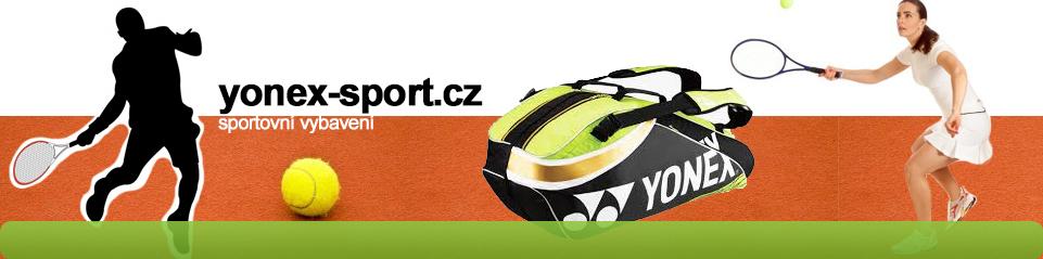Yonex-sport.cz – sportovní potřeby