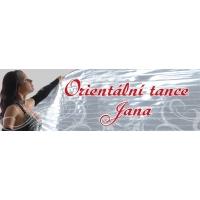 Orientální tance Jana