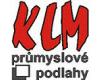 Průmyslové podlahy KLM – Petr Koza