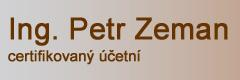 Ing. Petr Zeman – certifikovaný účetní