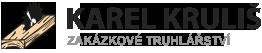 Zakázkové truhlářství Karel Kruliš
