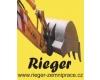 Rieger – zemní práce