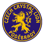 Czech Crystal Lion