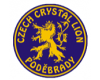 Czech Crystal Lion