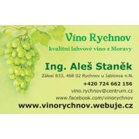 Víno Rychnov - Aleš Staněk