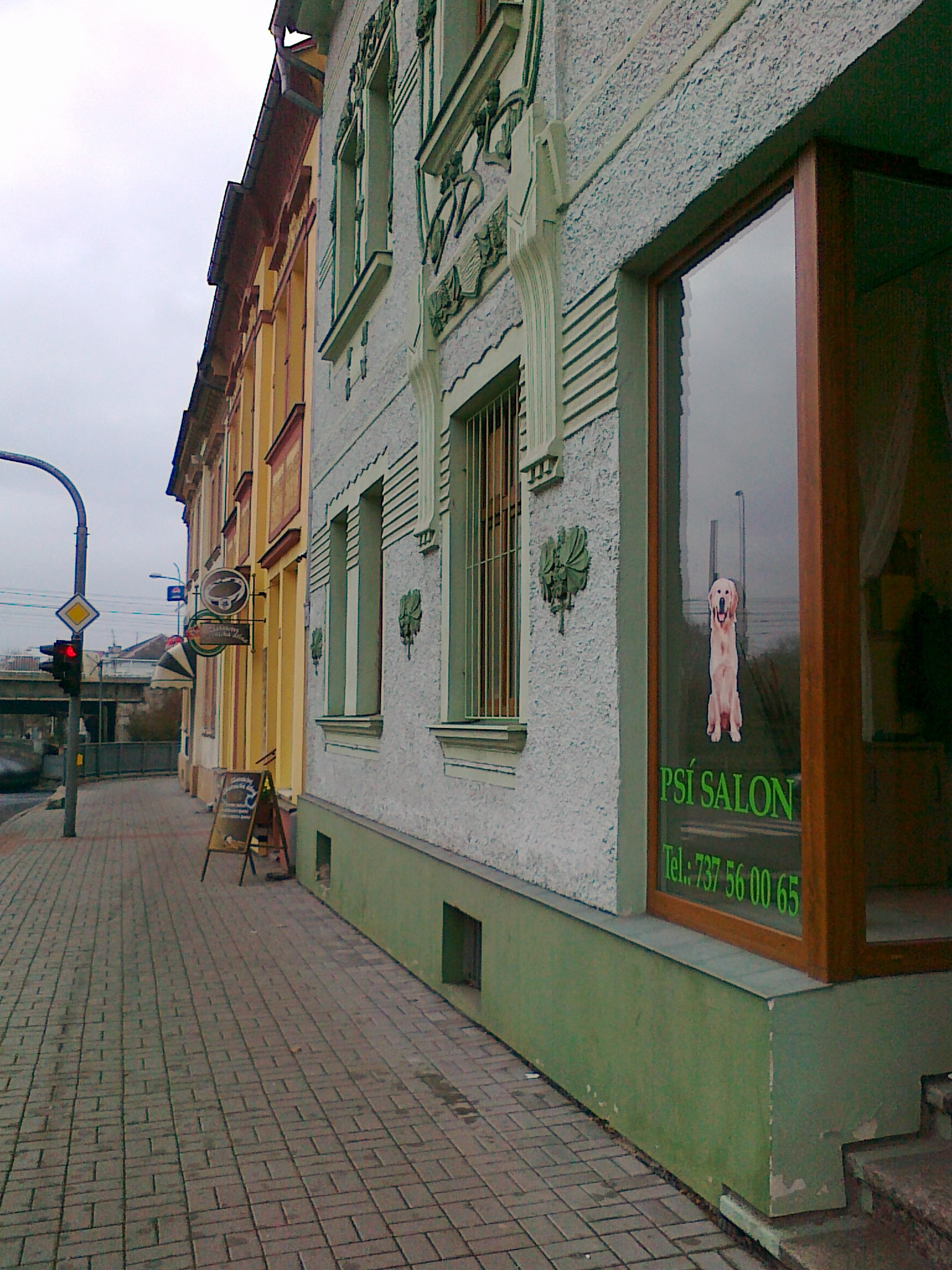 Psí salón Chomutov