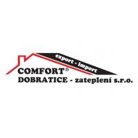 COMFORT DOBRATICE - zateplení s.r.o.