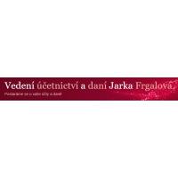 Vedení účetnictví a daní Jarmila Frgalová