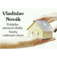 Stavební práce – Vladislav Novák
