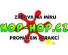 Hop-hop - zábava na míru: skákací hrad, trampolína, nintendo wii