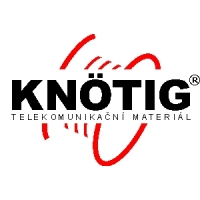 KNÖTIG – telekomunikační materiál