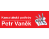 Kancelářské potřeby – Petr Vaněk