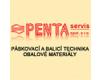 PENTA - servis spol. s r. o. - Páskovací a balicí technika, obalové materiály