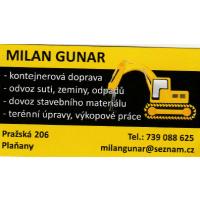 Doprava Milan Gunar