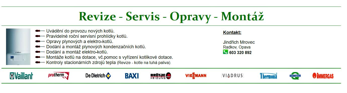 Jindřich Mrovec – JM servis