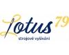 Lotus 79 – Strojové vyšívání, Alena Filipská