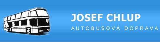 Josef Chlup – autobusová doprava