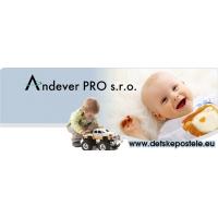 Dětské postýlky a autopostele Andever PRO s.r.o.