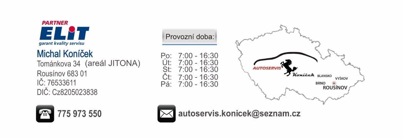 AUTOSERVIS Koníček