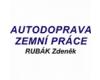 Zemní práce – Zdeněk Rubák