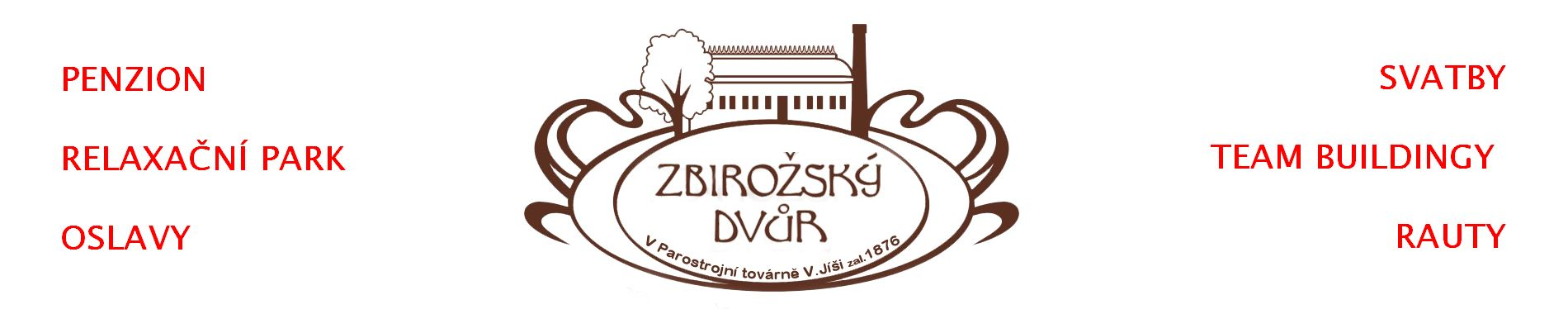 Penzion a relaxační areál Zbirožský dvůr