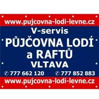 Půjčovna lodí Vltava