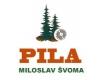 Pila Miloslav Švoma