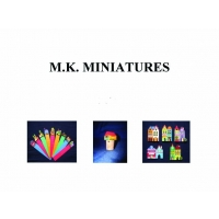 M.K. Miniatures